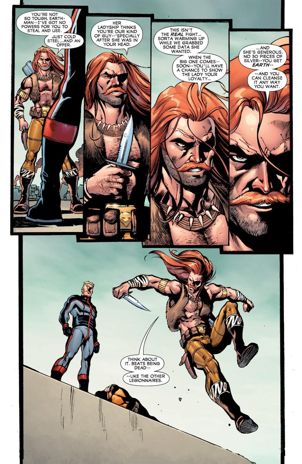 Legion of Super-Heroes (2010) Issue #13 #14 - English 13