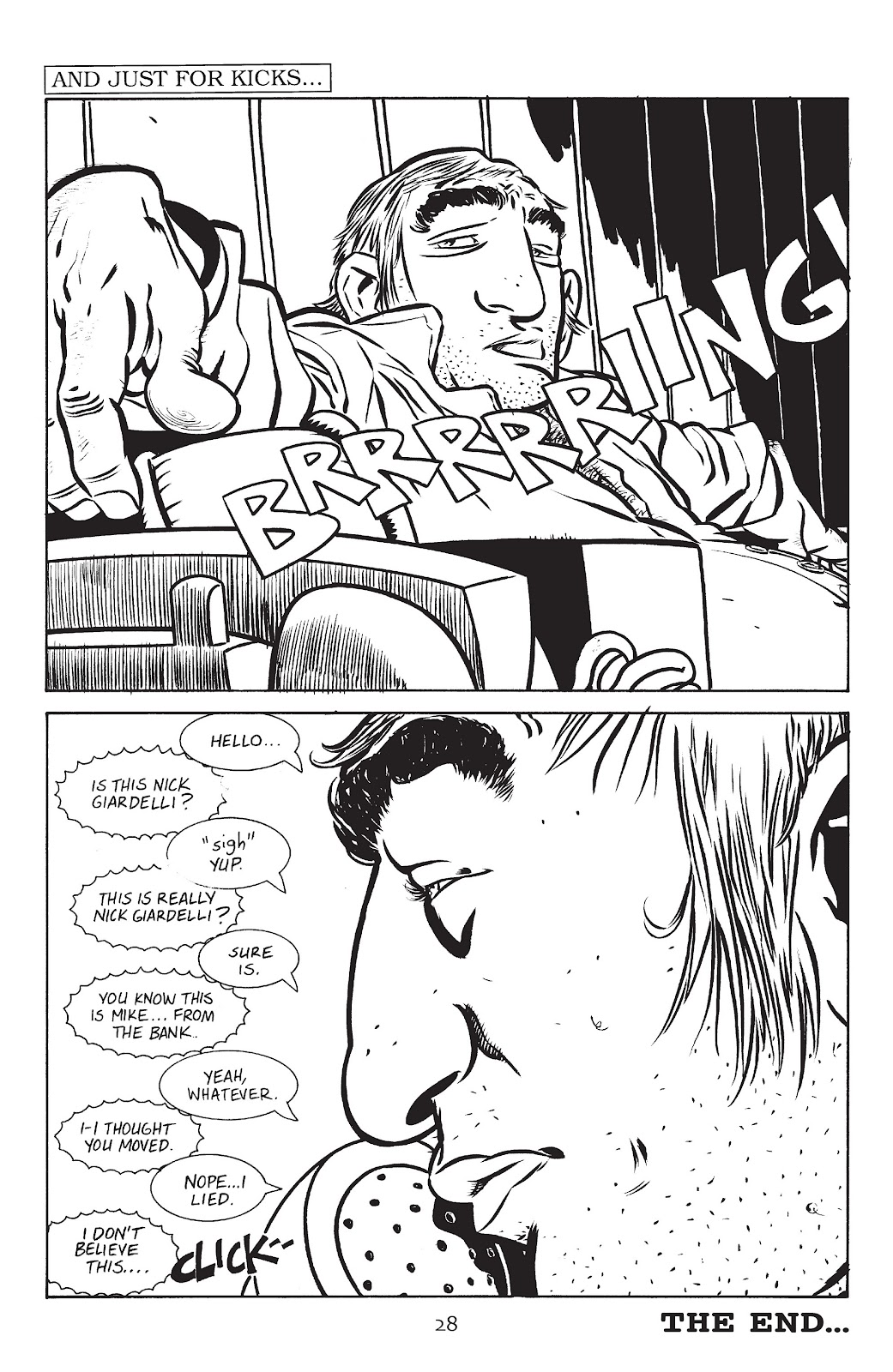 Stray Bullets Issue #9 #9 - English 30