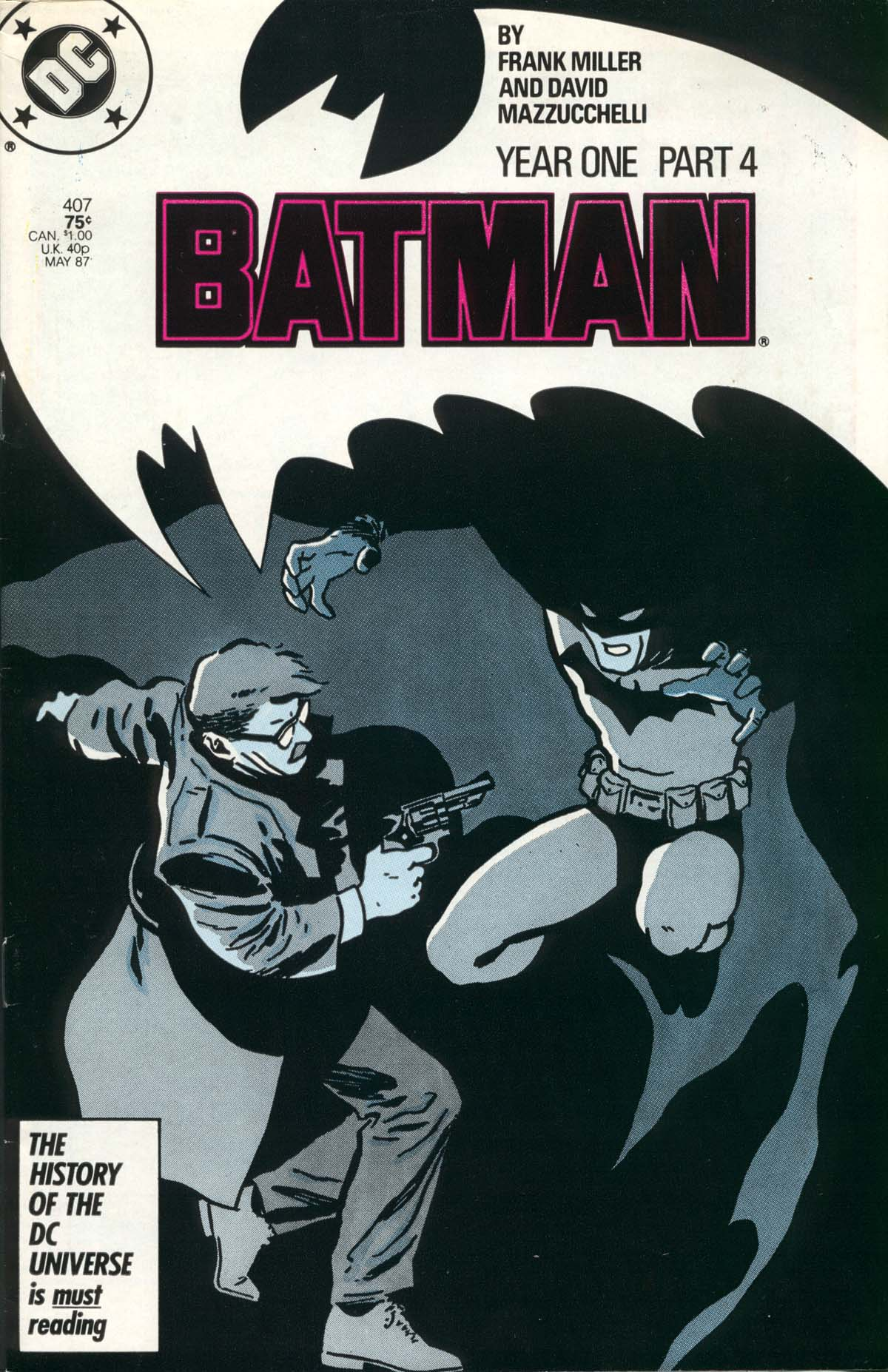 Batman: Year One issue 4 - Page 1