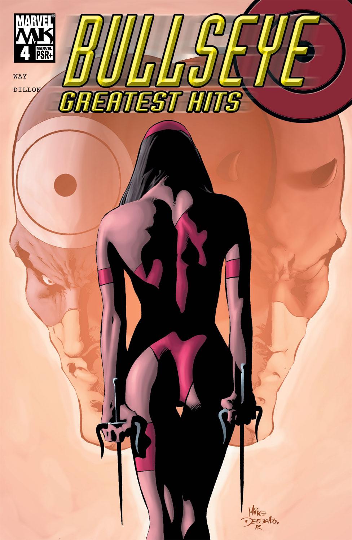 Bullseye: Greatest Hits 4 Page 1