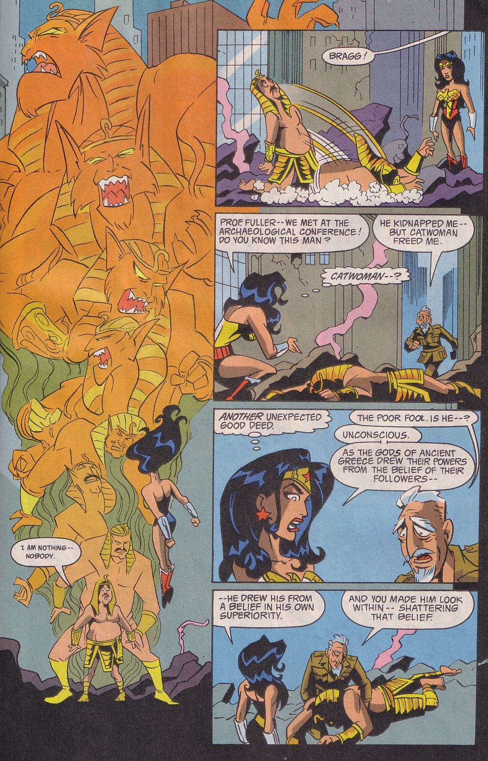 Read online Adventures in the DC Universe comic -  Issue #19 - 22