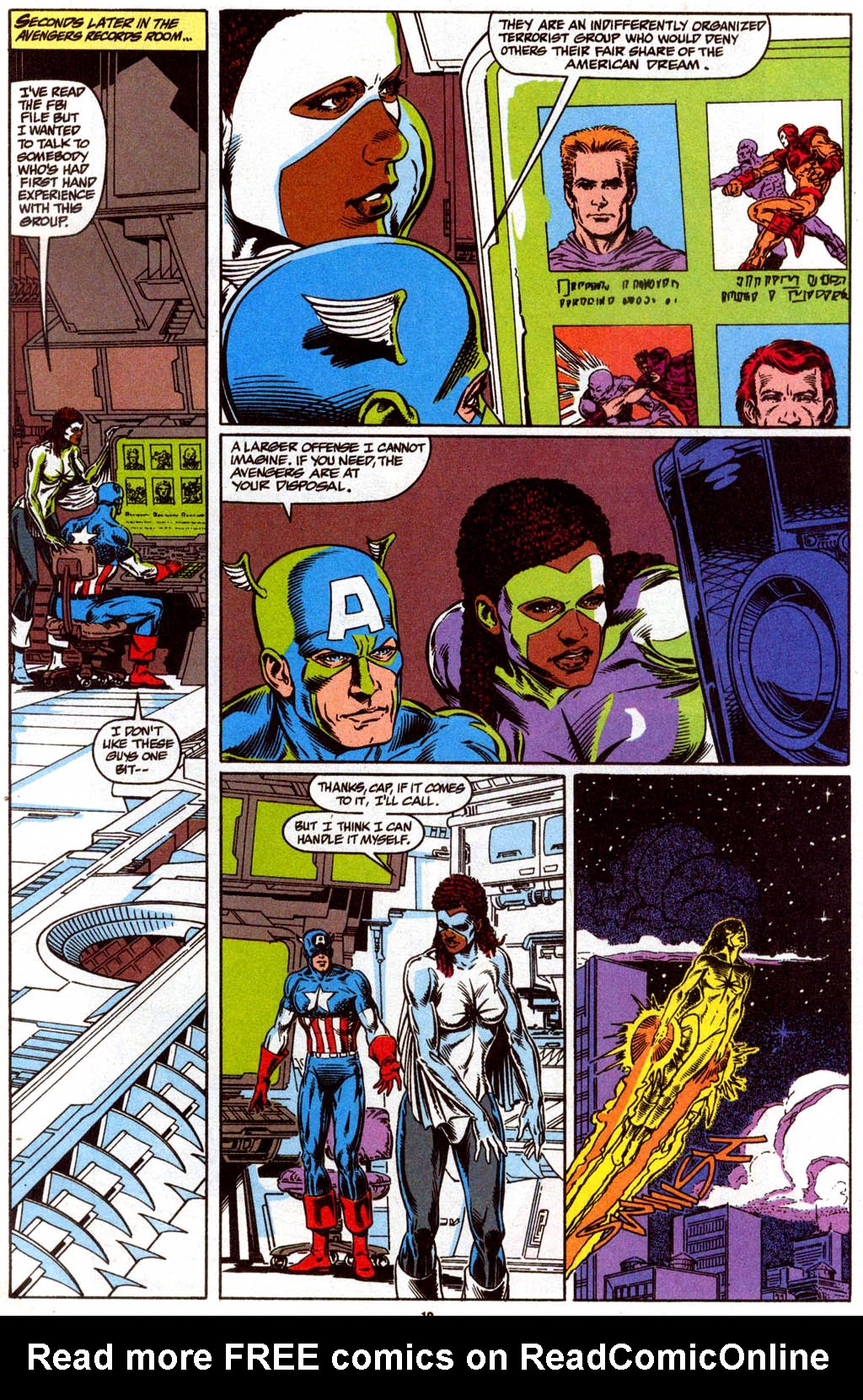 Captain Marvel (1989) 2 Page 15