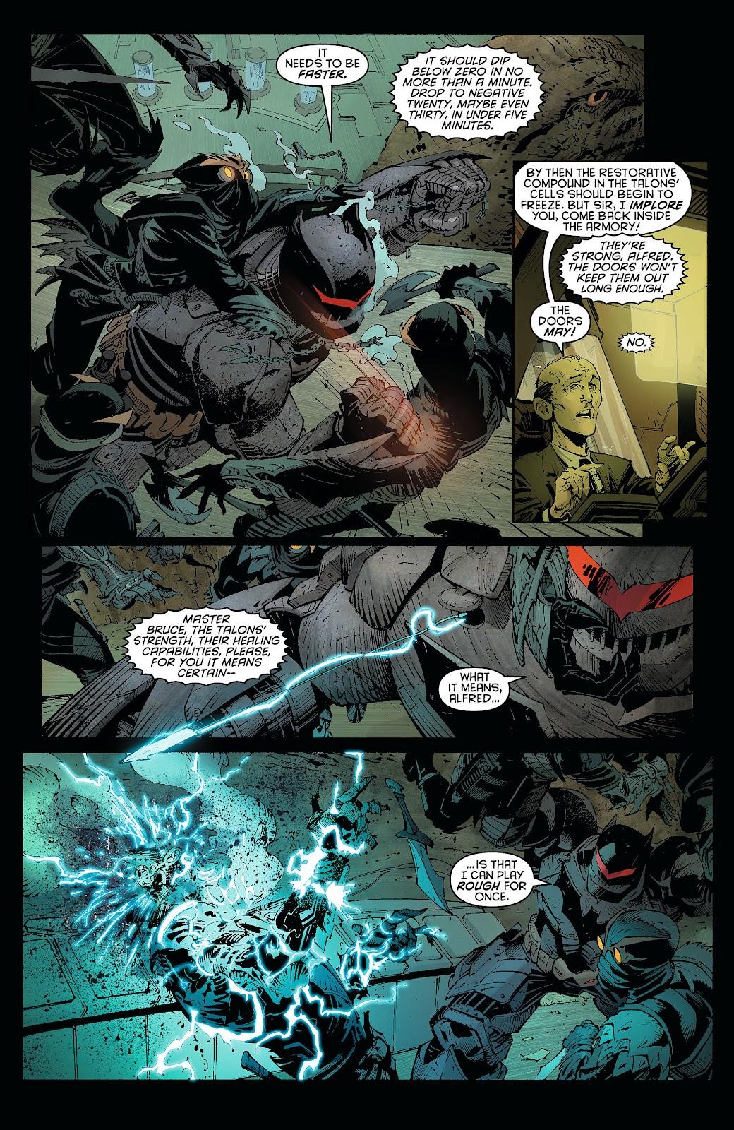 Batman (2011) Issue #9 #24 - English 7