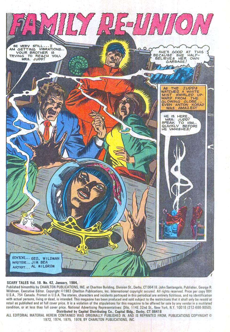Read online Scary Tales comic -  Issue #42 - 3
