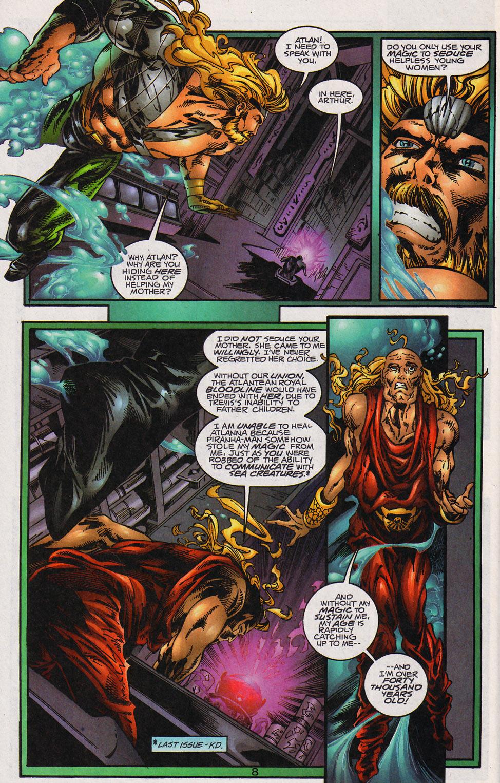 Aquaman (1994) Issue #59 #65 - English 9