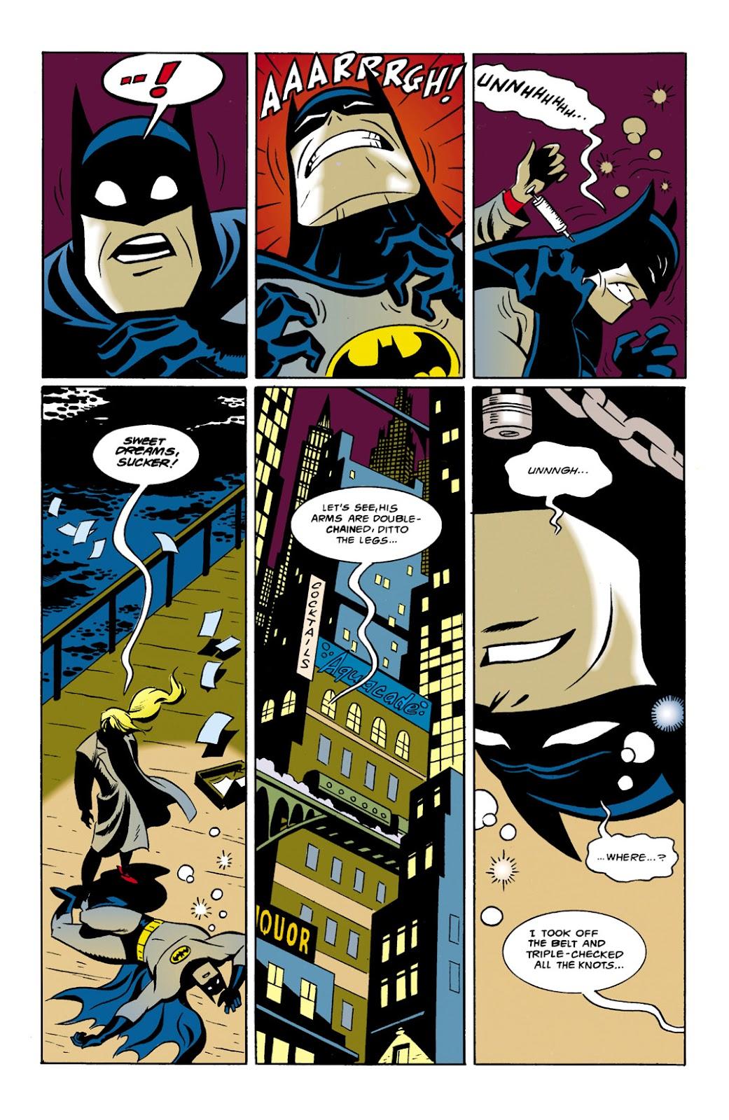 The Batman Adventures: Mad Love Full #1 - English 43
