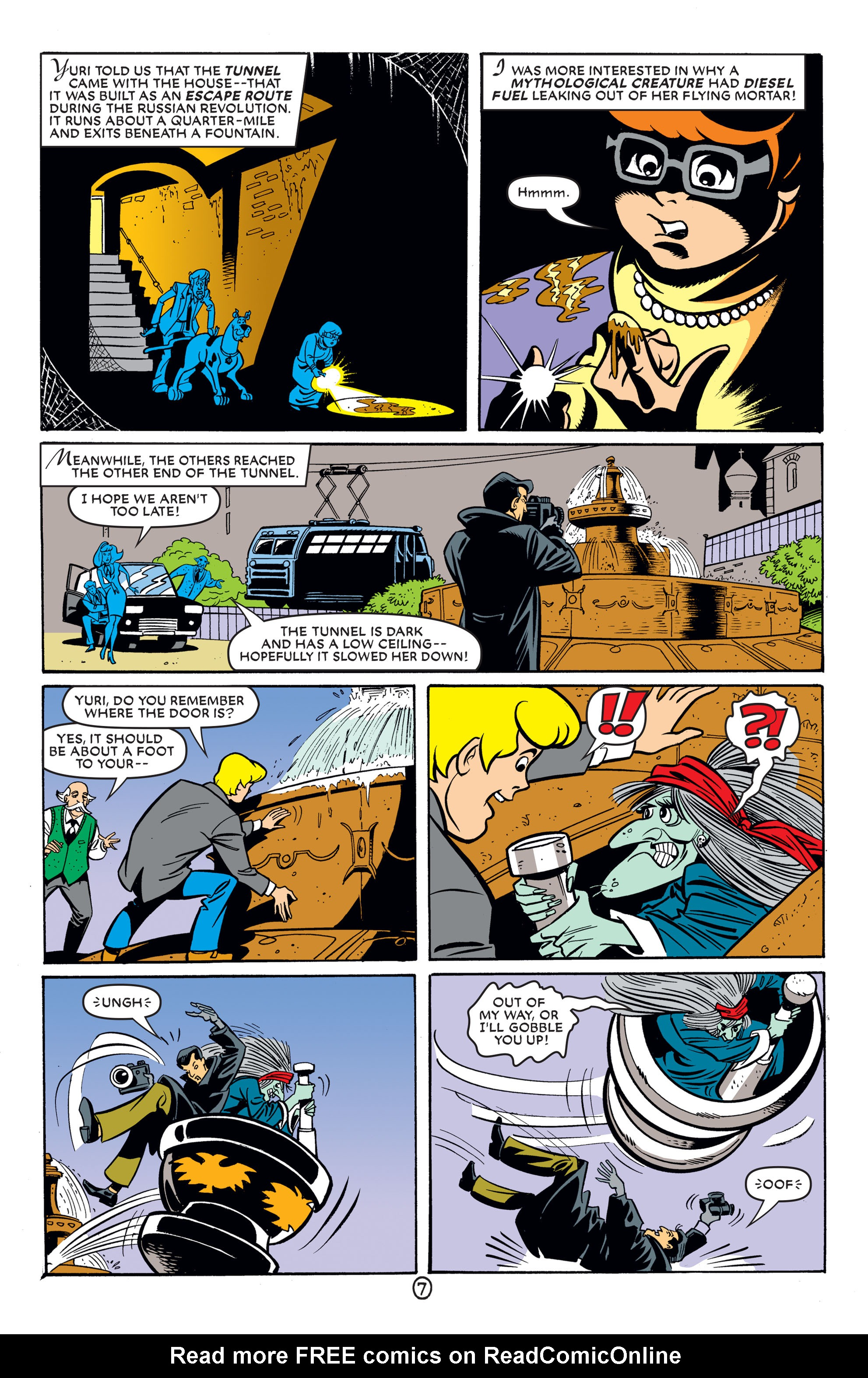 Read online Scooby-Doo (1997) comic -  Issue #60 - 19