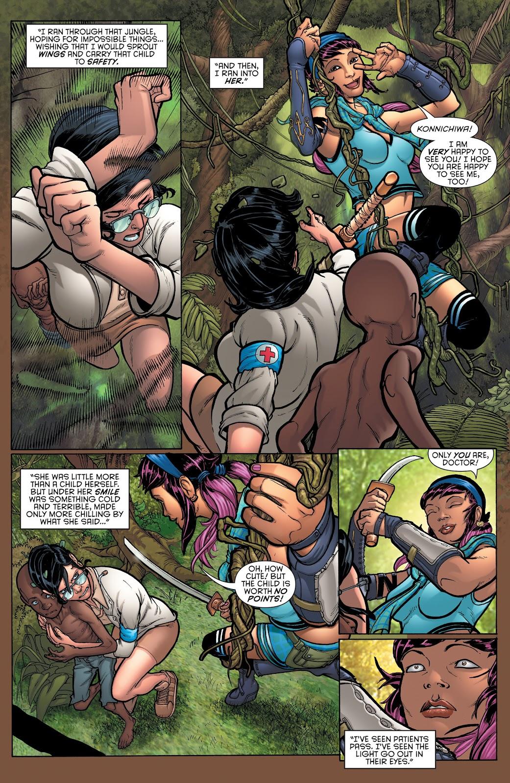 Nightwing (2011) Issue #30 #32 - English 5