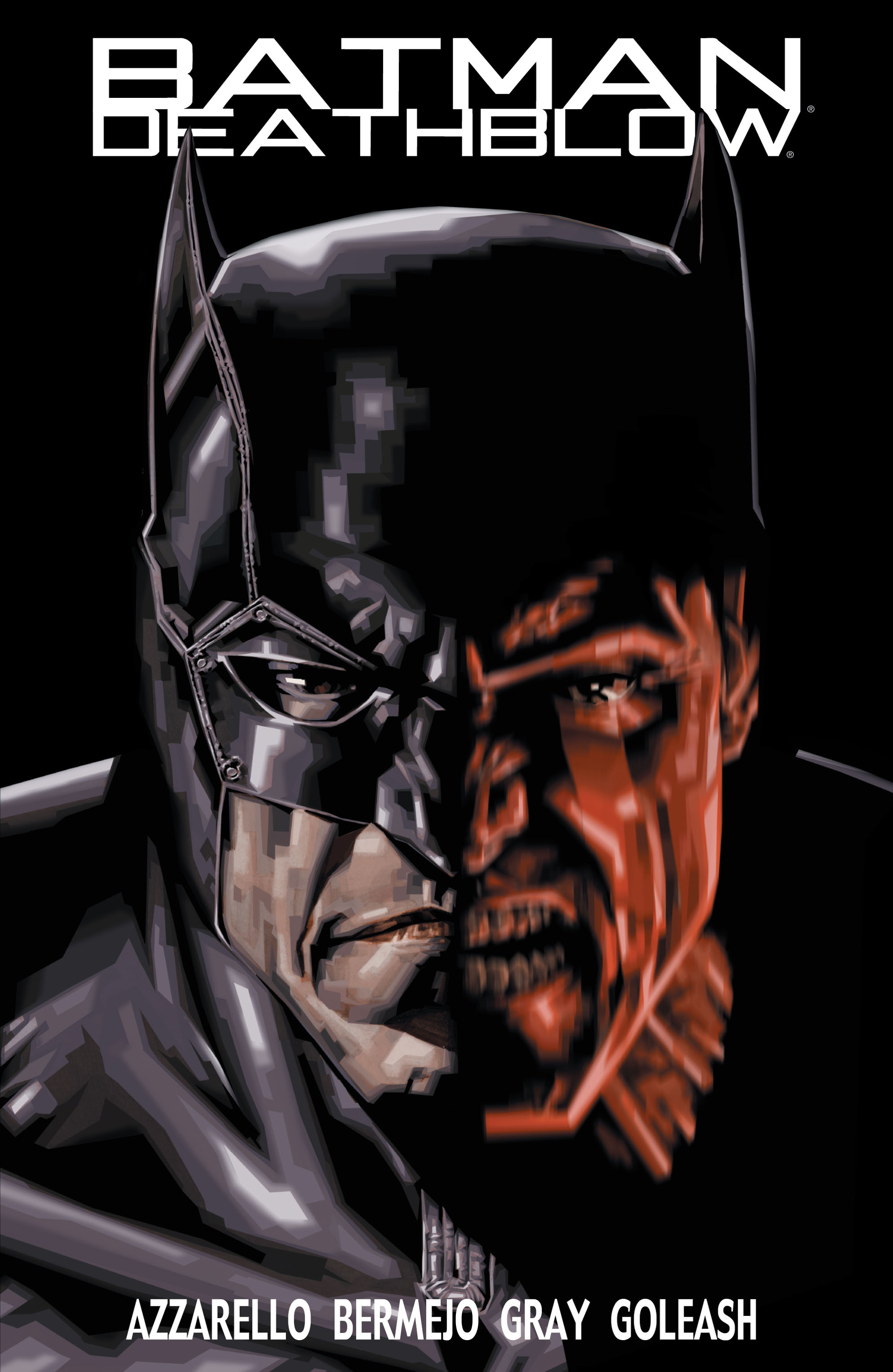 Batman/Deathblow: After The Fire 3 Page 1