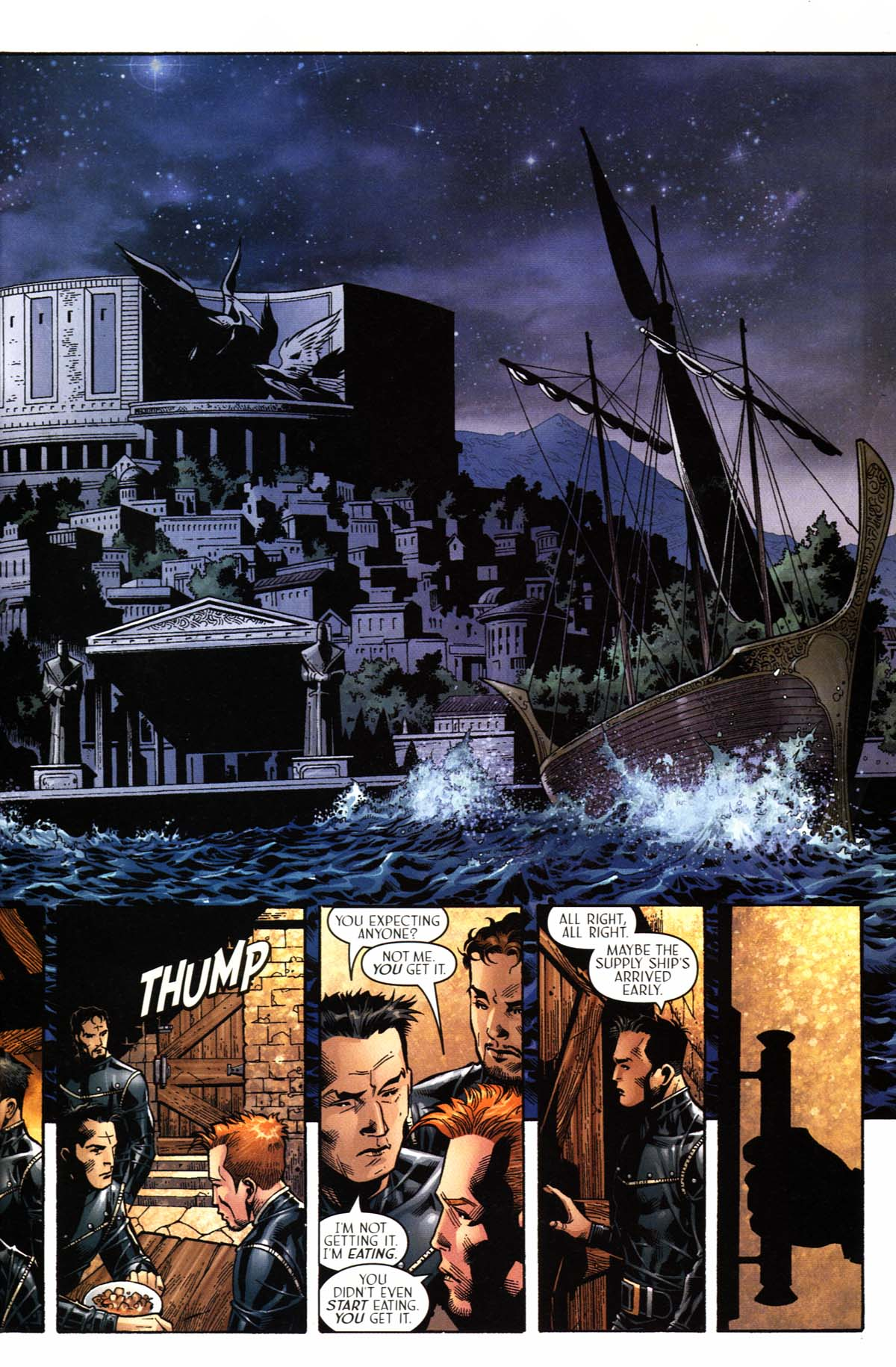 Read online Scion comic -  Issue #23 - 9