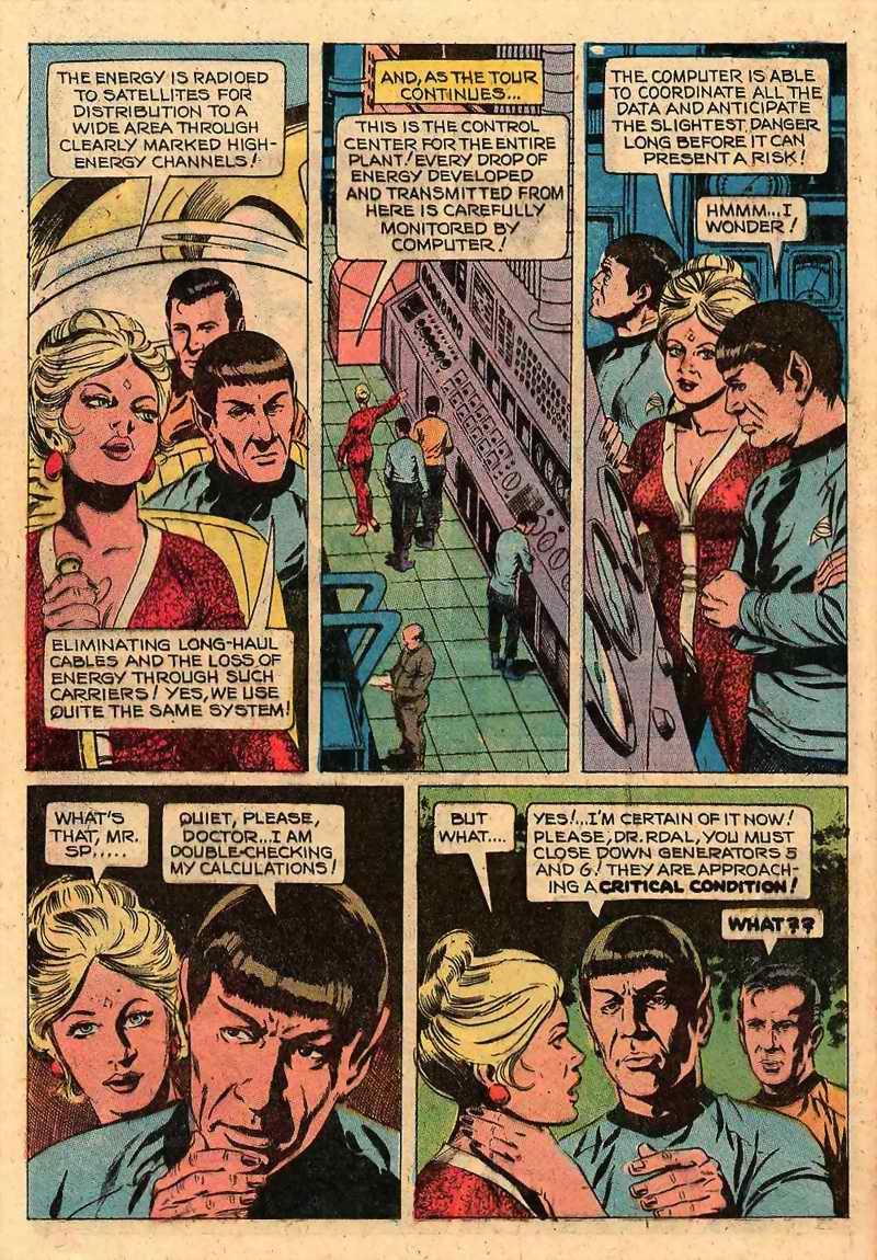 Star Trek (1967) #59 #59 - English 10