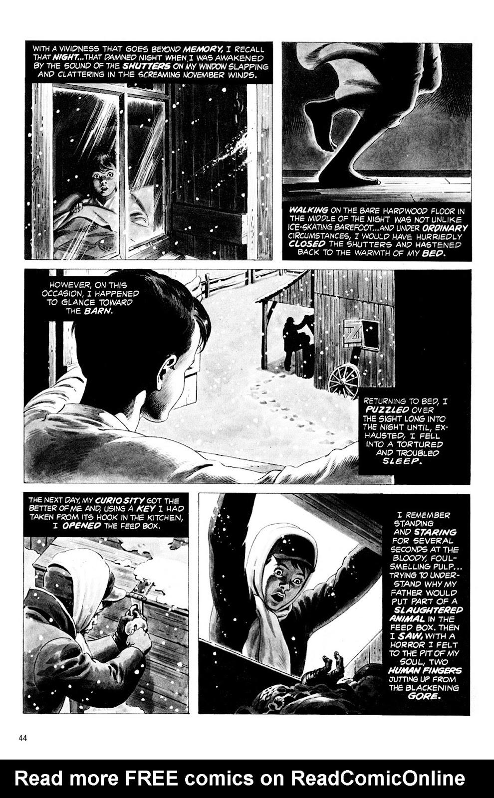 Creepy (2009) Issue #2 #2 - English 45