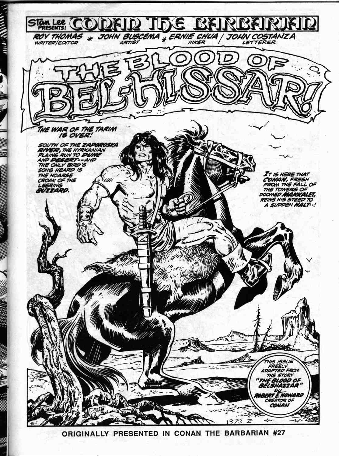 The Savage Sword Of Conan Issue #59 #60 - English 42