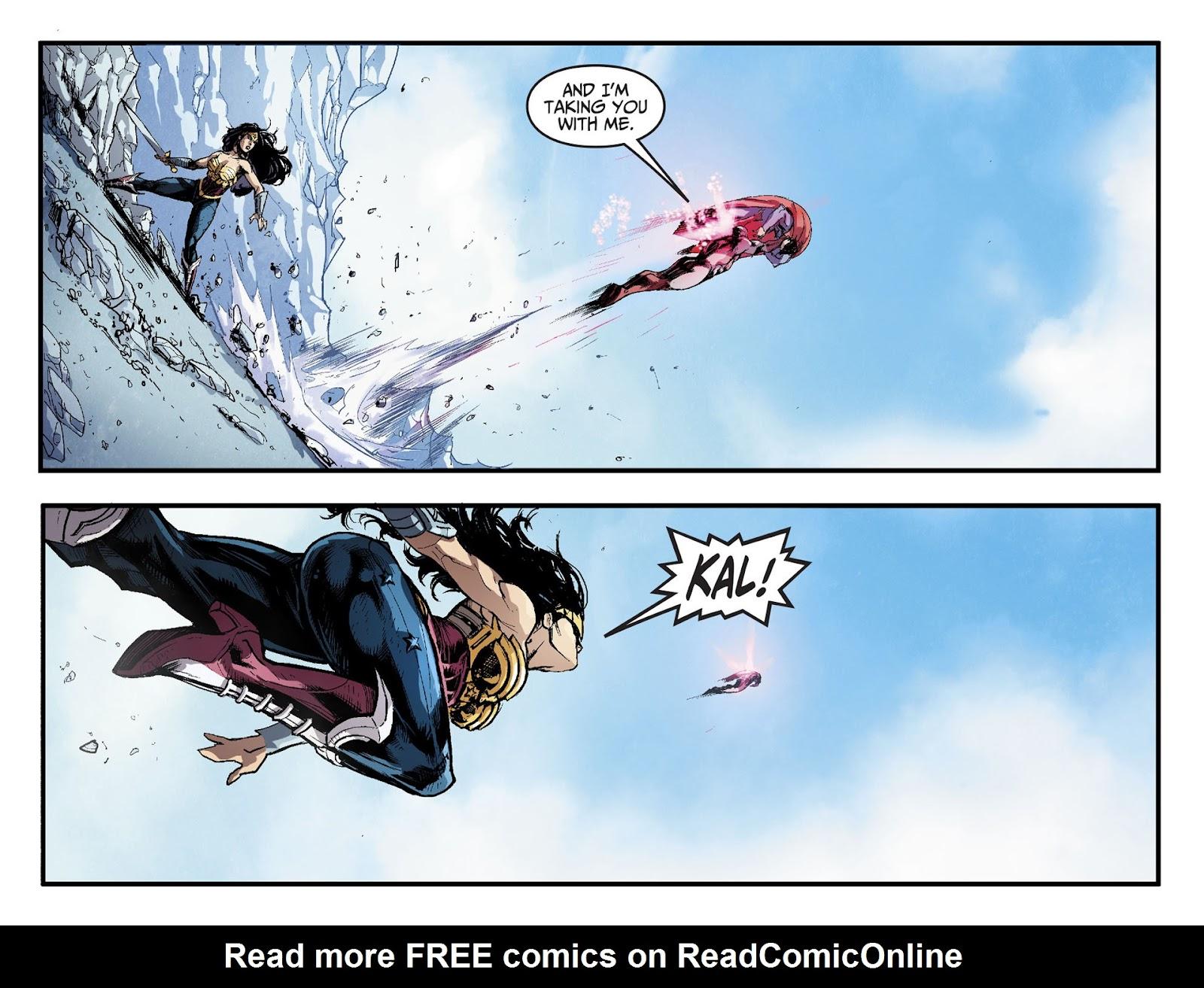 Injustice: Gods Among Us [I] Issue #32 #33 - English 18