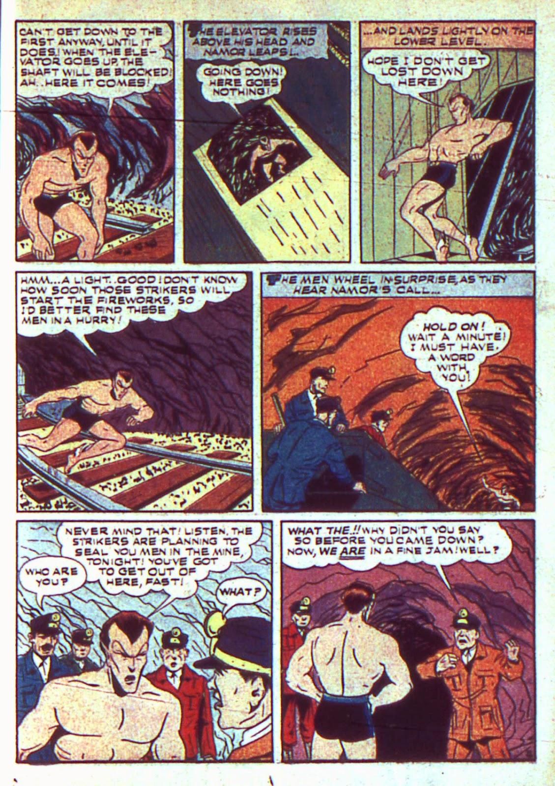 Sub-Mariner Comics Issue #2 #2 - English 27