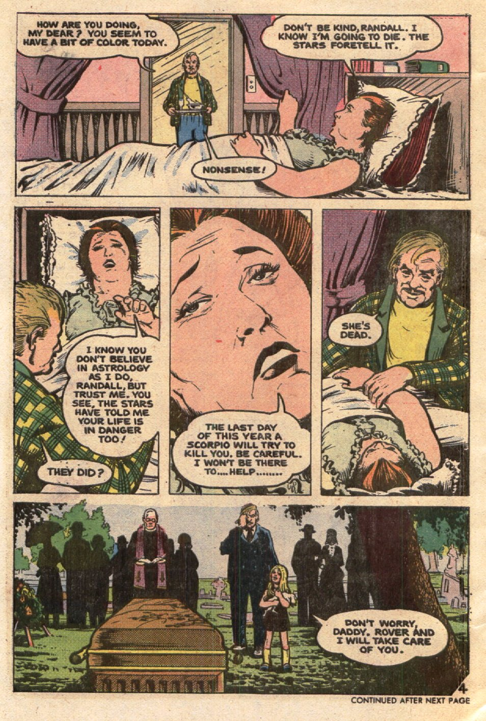 Read online Scary Tales comic -  Issue #6 - 6