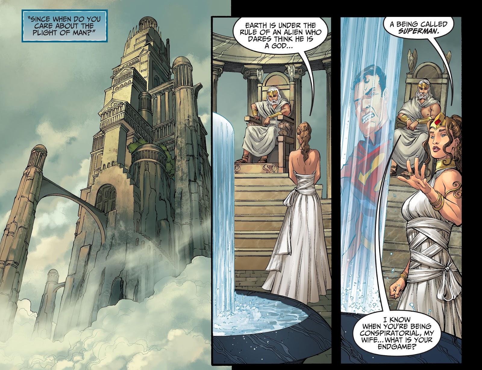 Injustice: Gods Among Us Year Four Issue #4 #5 - English 3