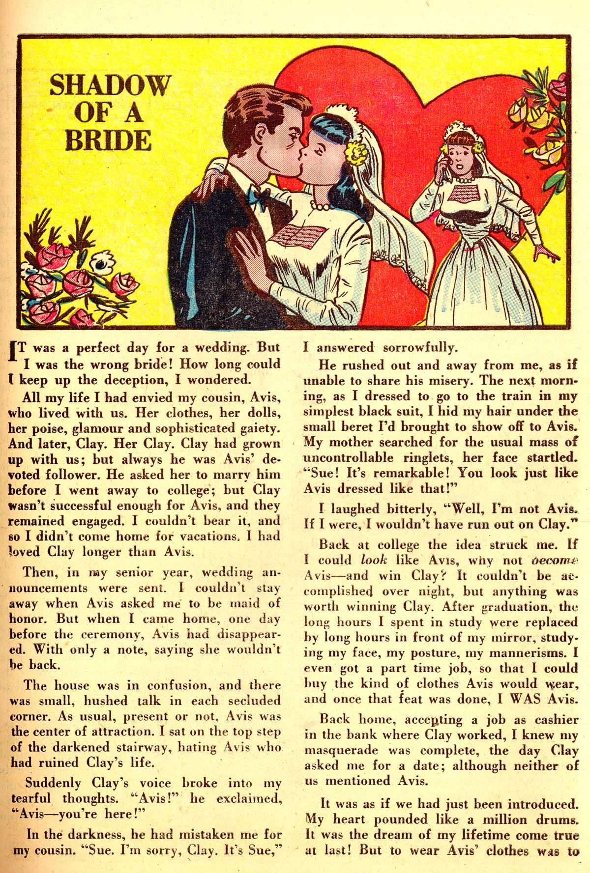 Read online Secret Hearts comic -  Issue #6 - 39