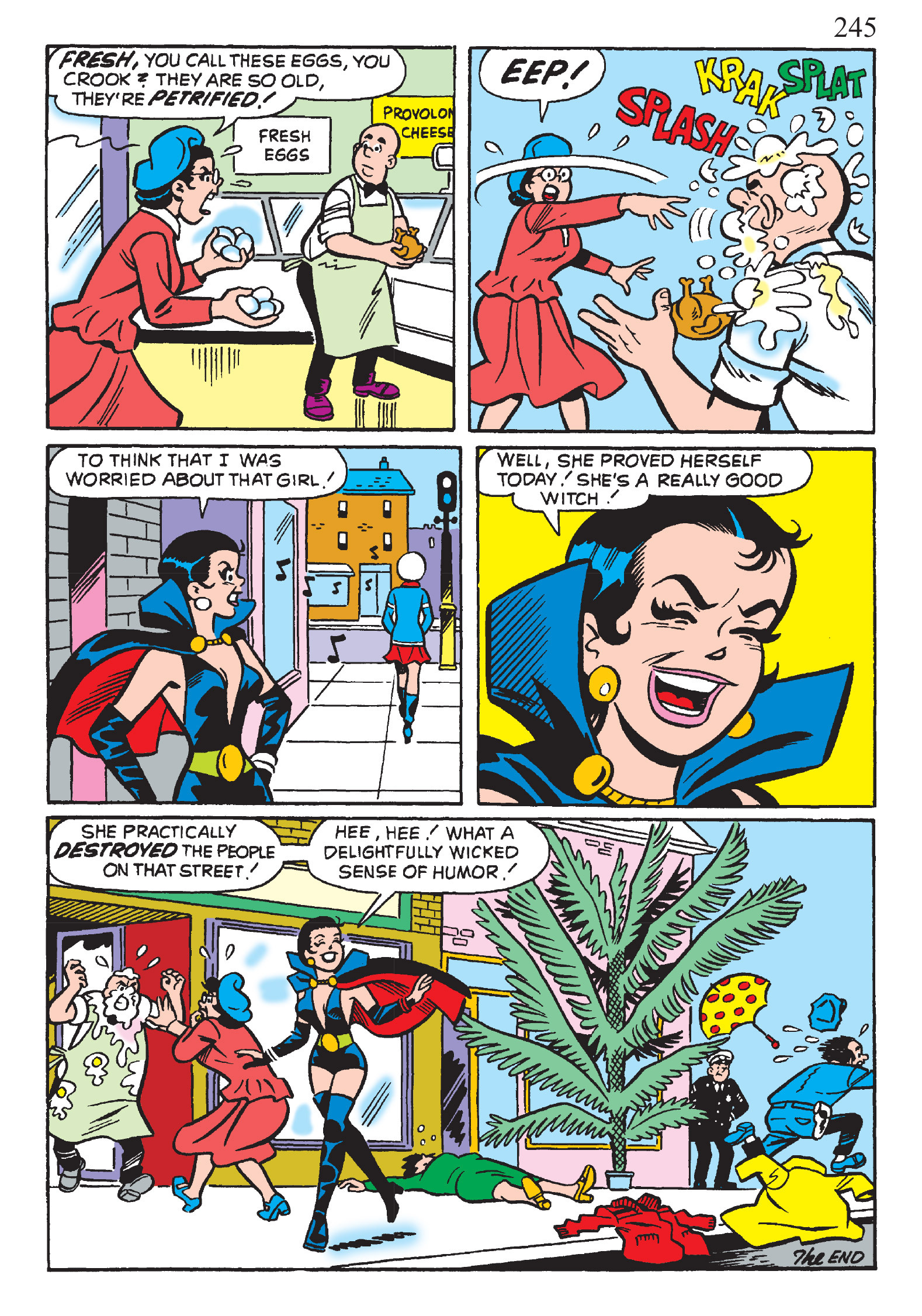 Read online The Best of Archie Comics comic -  Issue # TPB 1 (Part 2) - 17