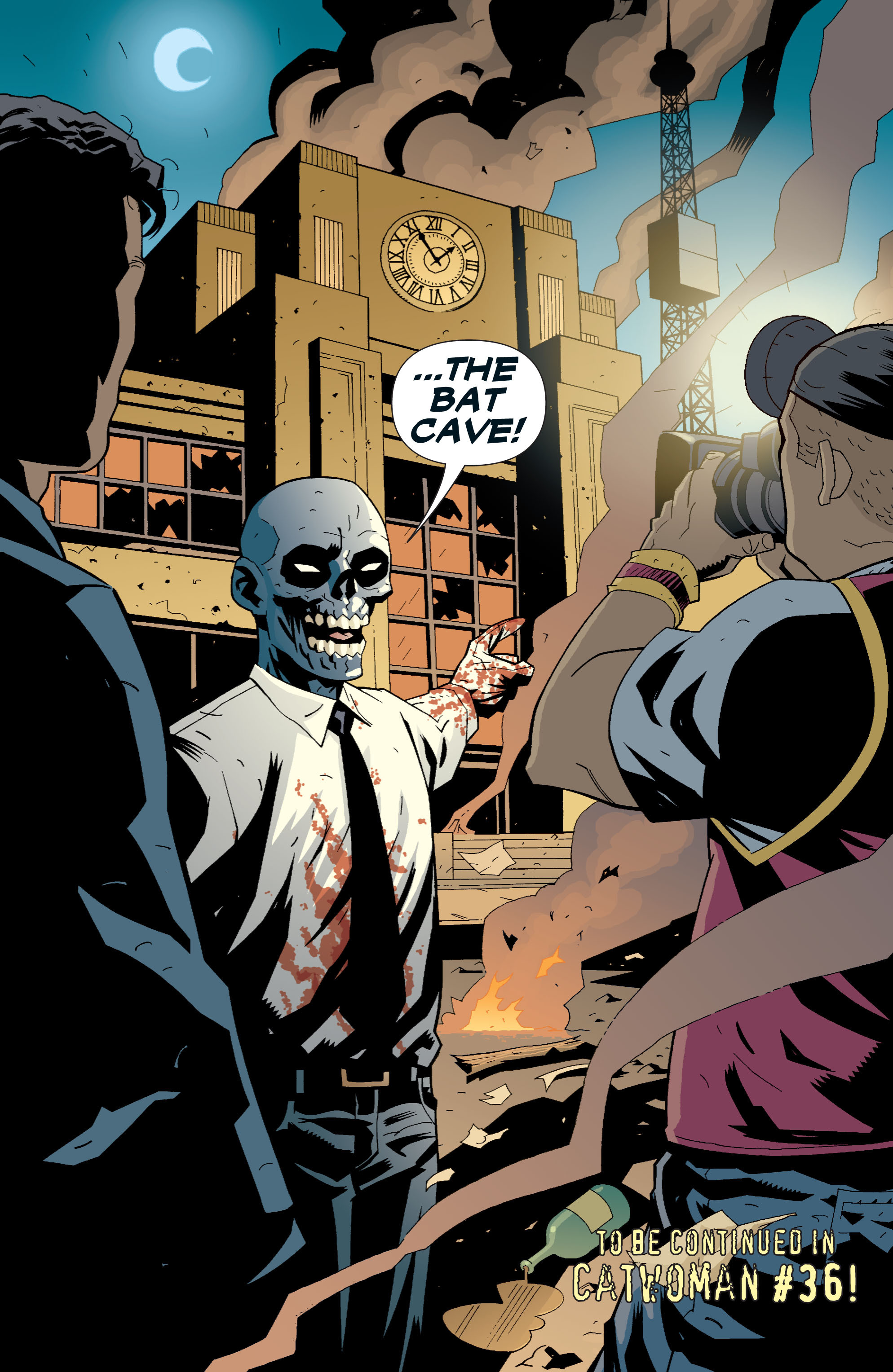 Read online Batman: War Games comic -  Issue #6 - 23