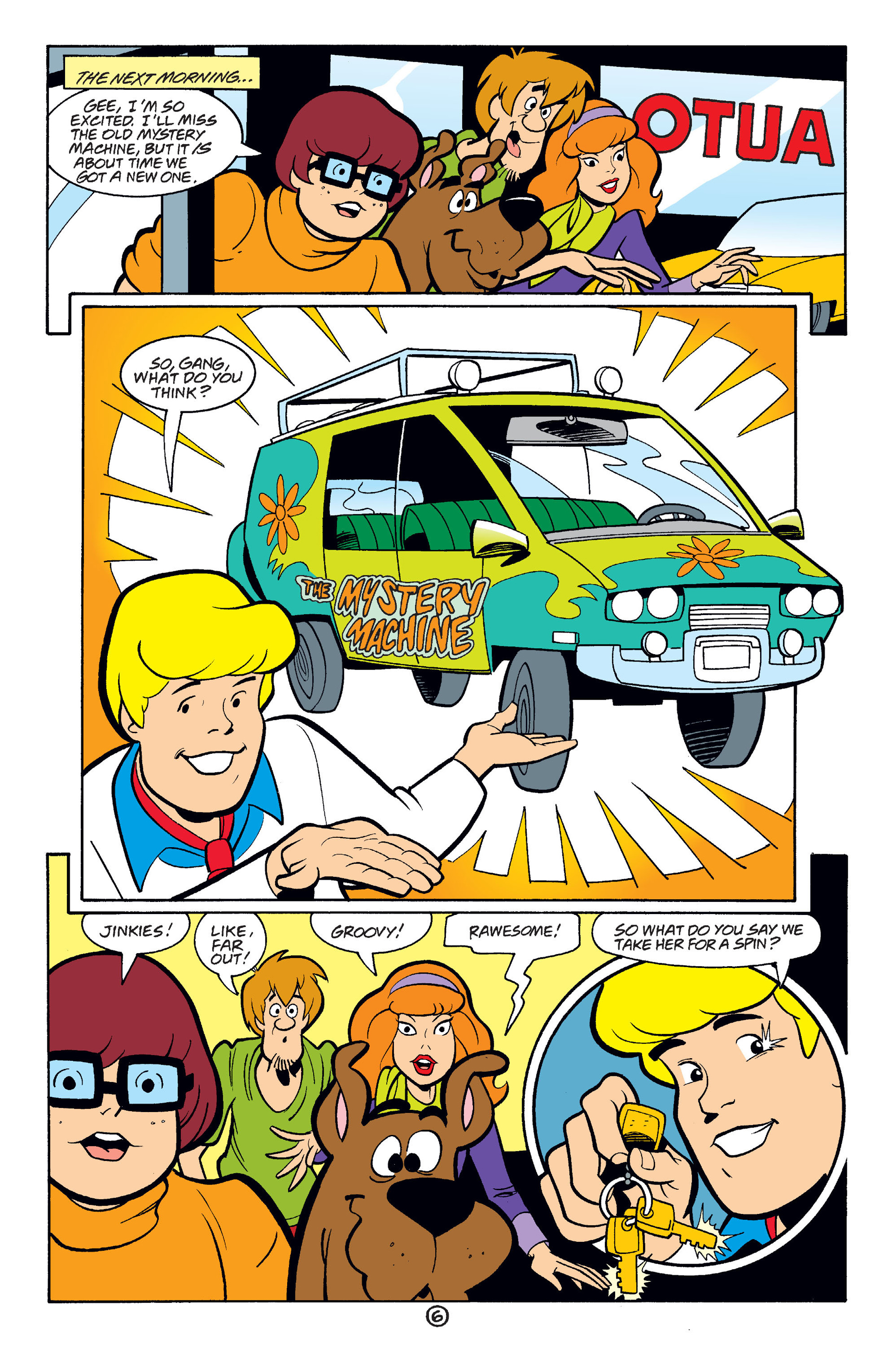 Read online Scooby-Doo (1997) comic -  Issue #36 - 19