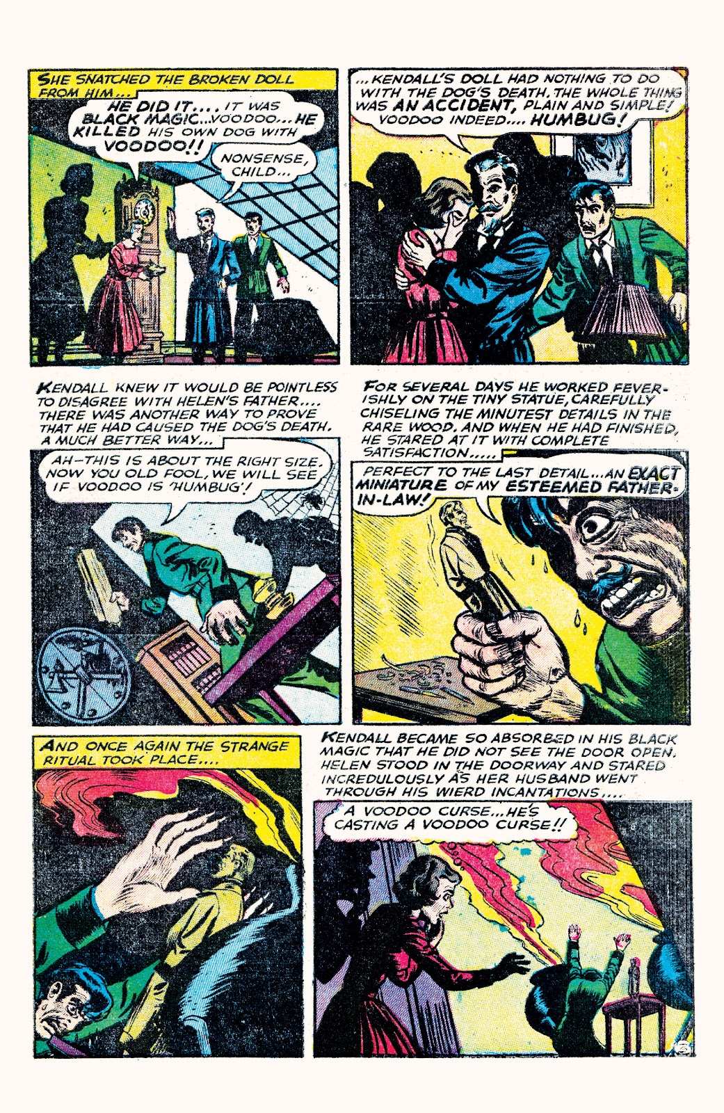 Haunted Horror Issue #26 #26 - English 45