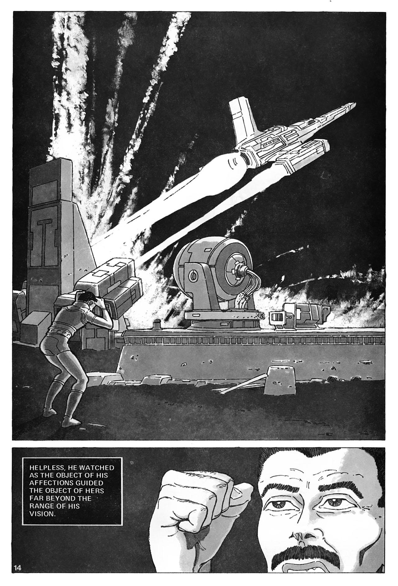 Read online Star*Reach comic -  Issue #16 - 32