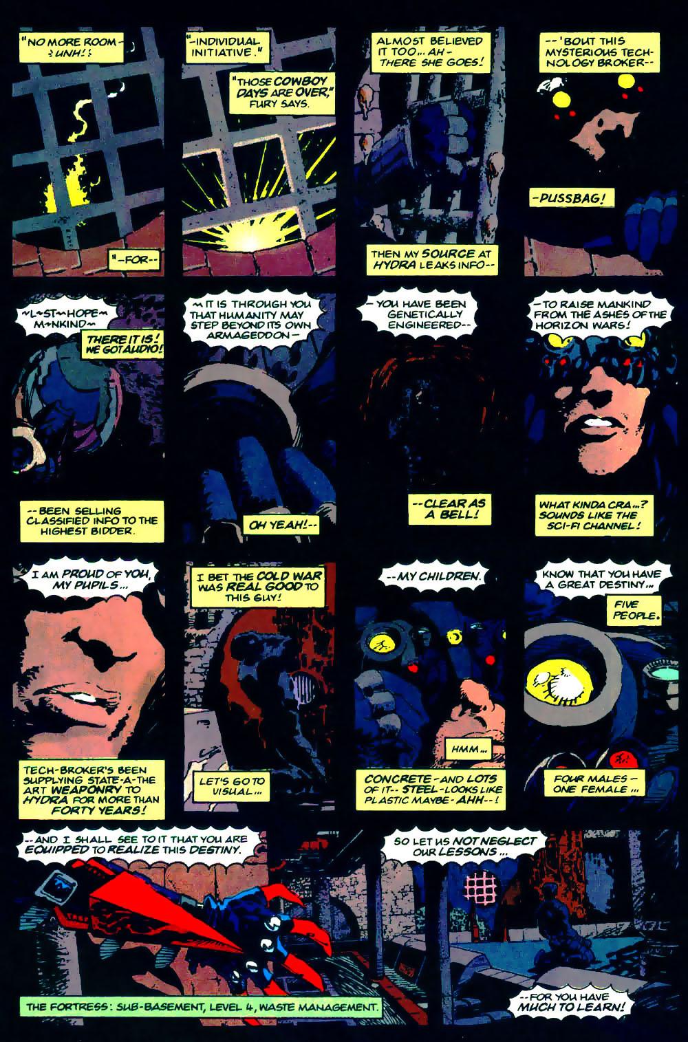 Marvel Comics Presents (1988) chap 175 pic 5