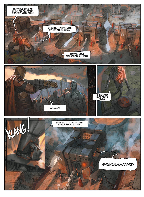 The Metabaron #1 #6 - English 21