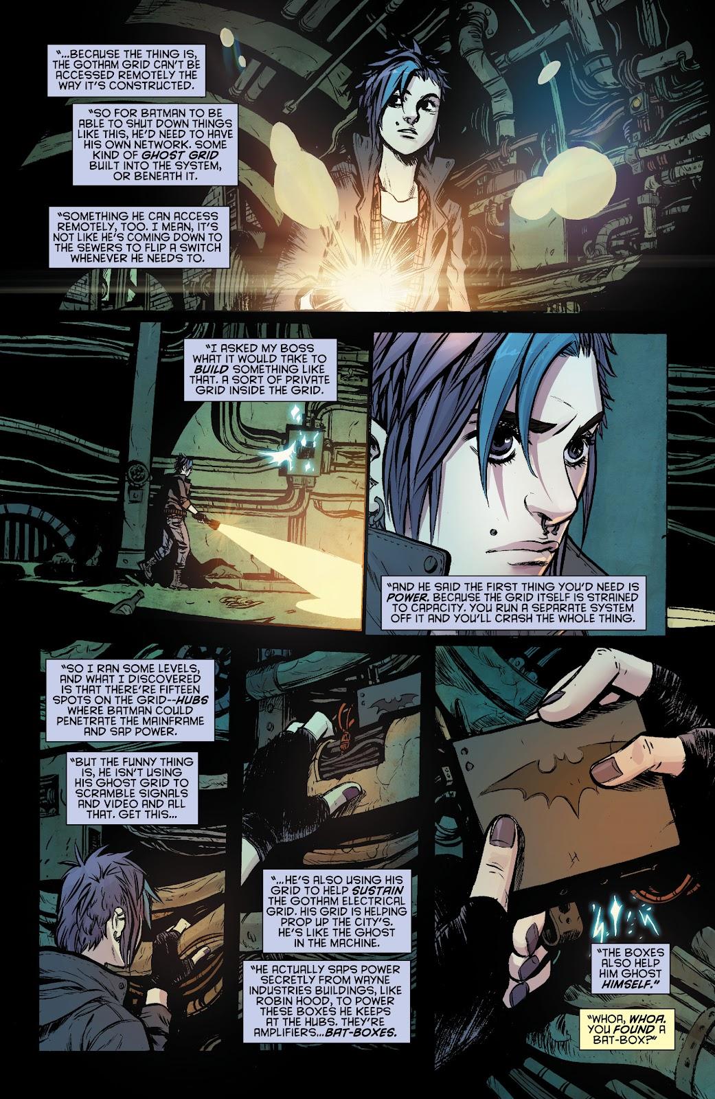 Batman (2011) Issue #12 #27 - English 19
