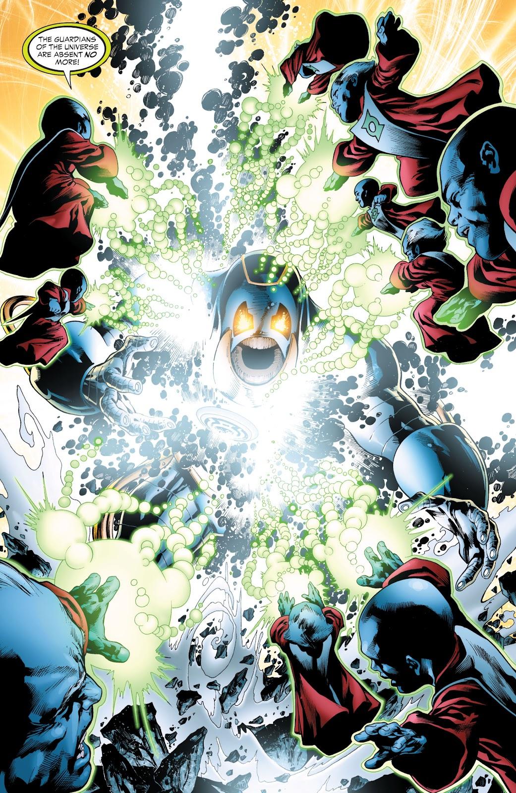 Green Lantern: The Sinestro Corps War Full #1 - English 260