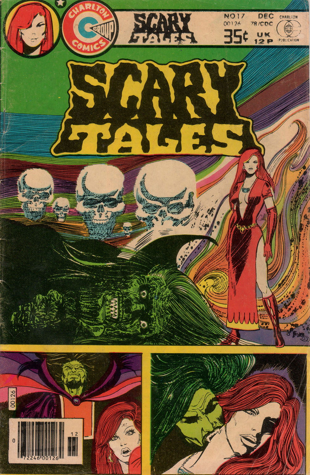 Read online Scary Tales comic -  Issue #17 - 1