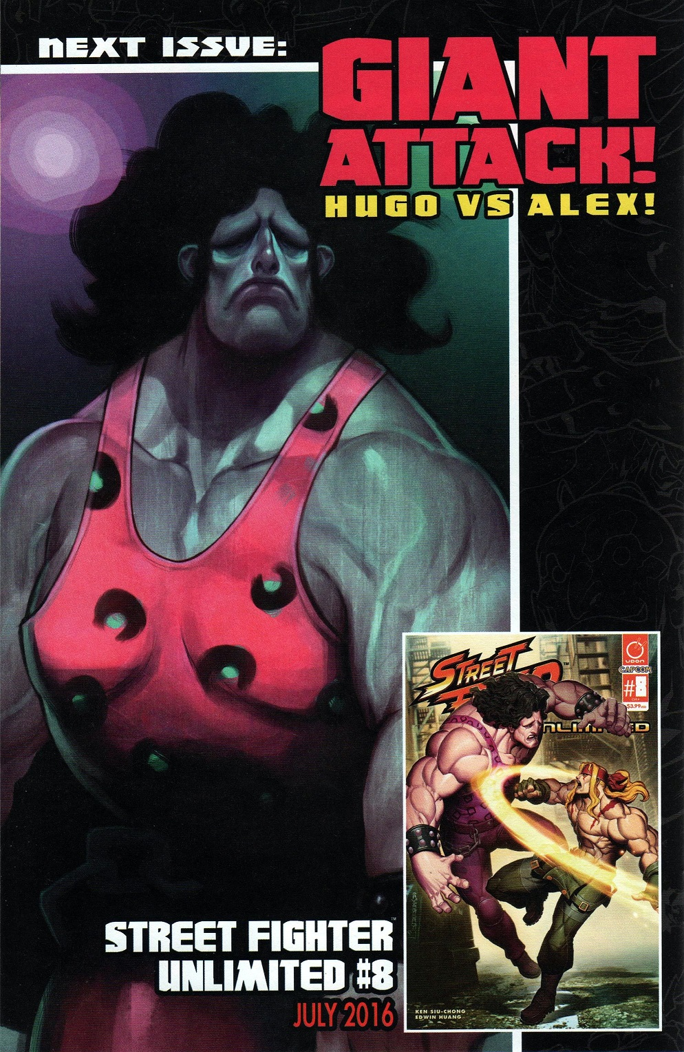 Street Fighter Unlimited Issue #7 #9 - English 25