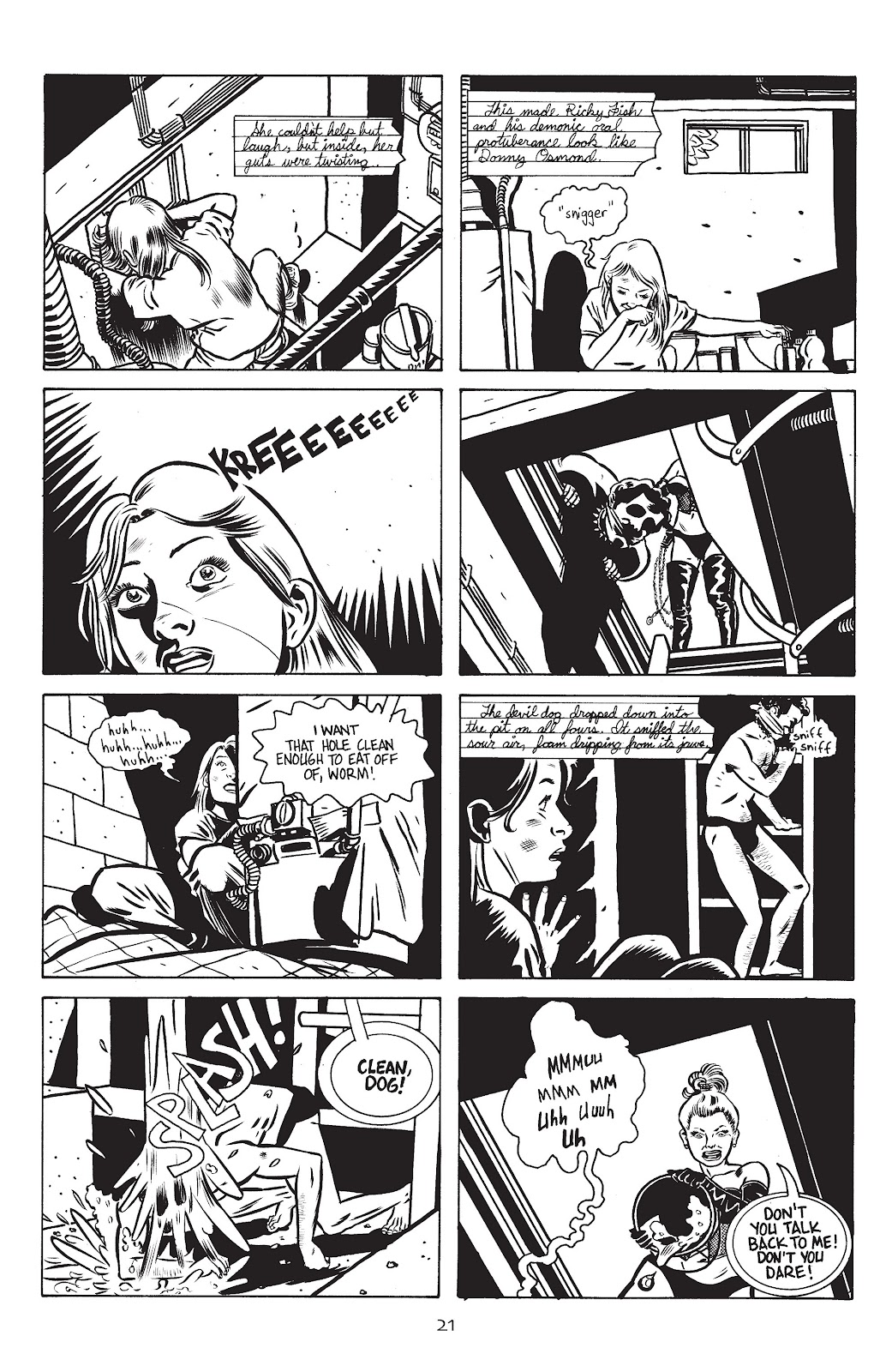 Stray Bullets Issue #15 #15 - English 23