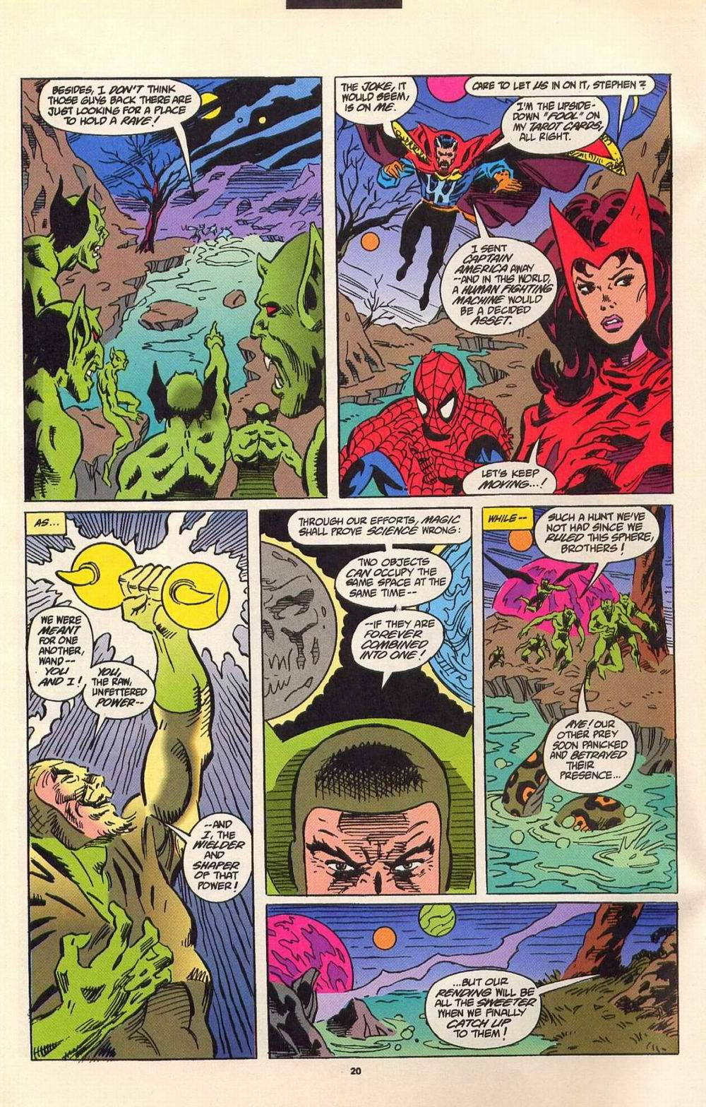 Read online Secret Defenders comic -  Issue #7 - 15