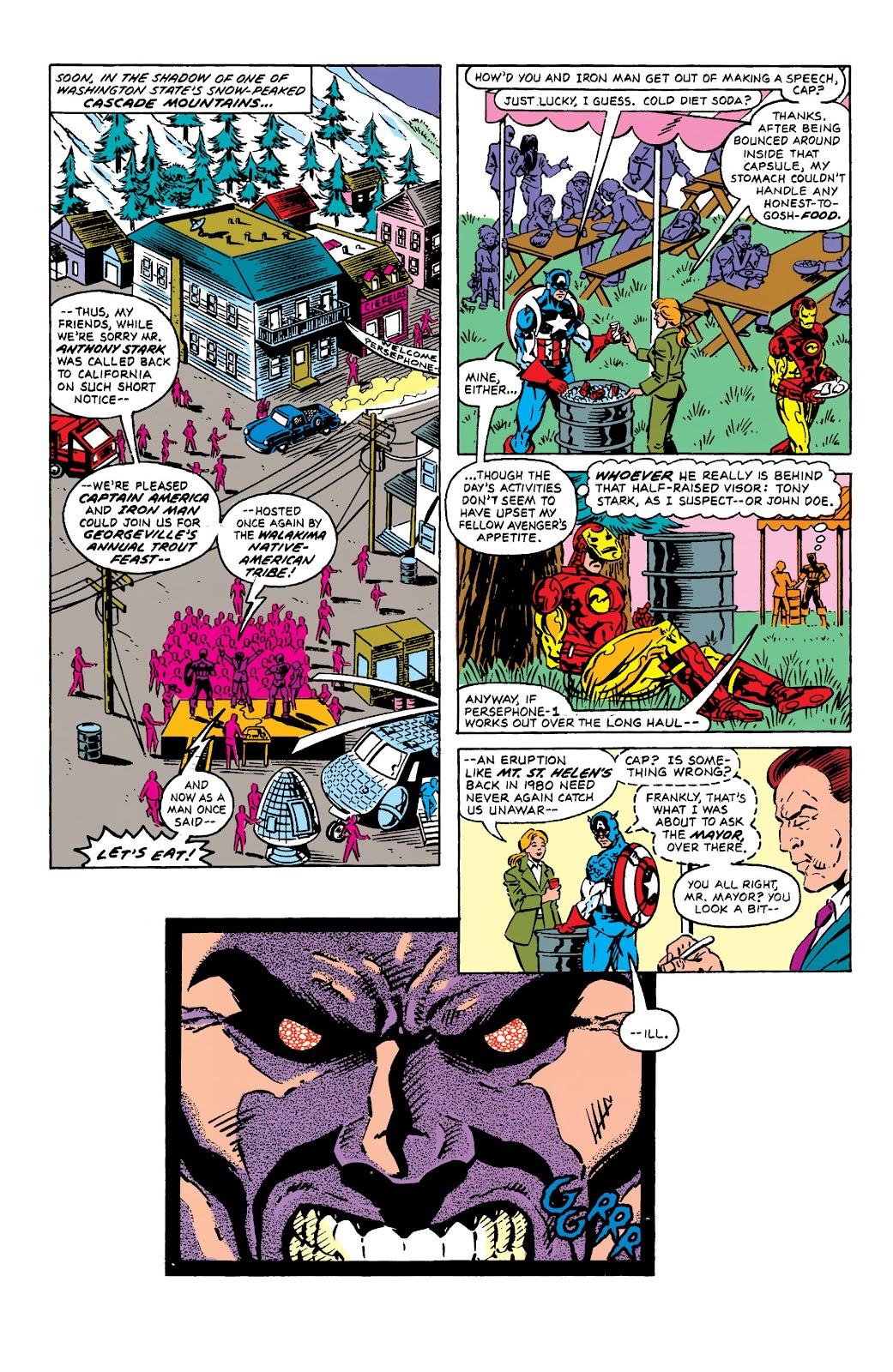Captain America (1968) _Annual 9 #9 - English 11