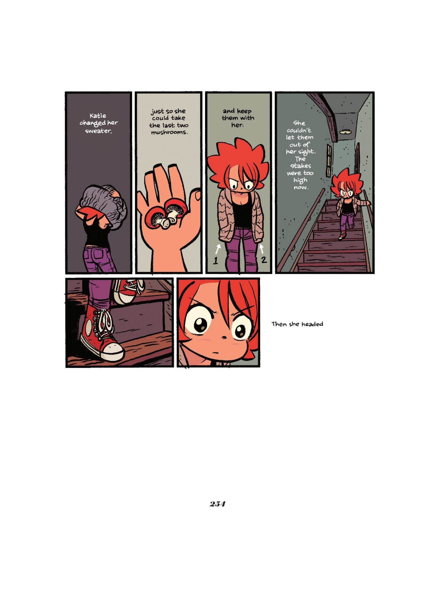 Read online Seconds comic -  Issue # Full - 254