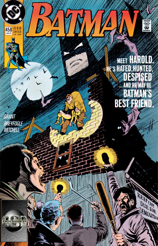 Batman (1940) 458 Page 1