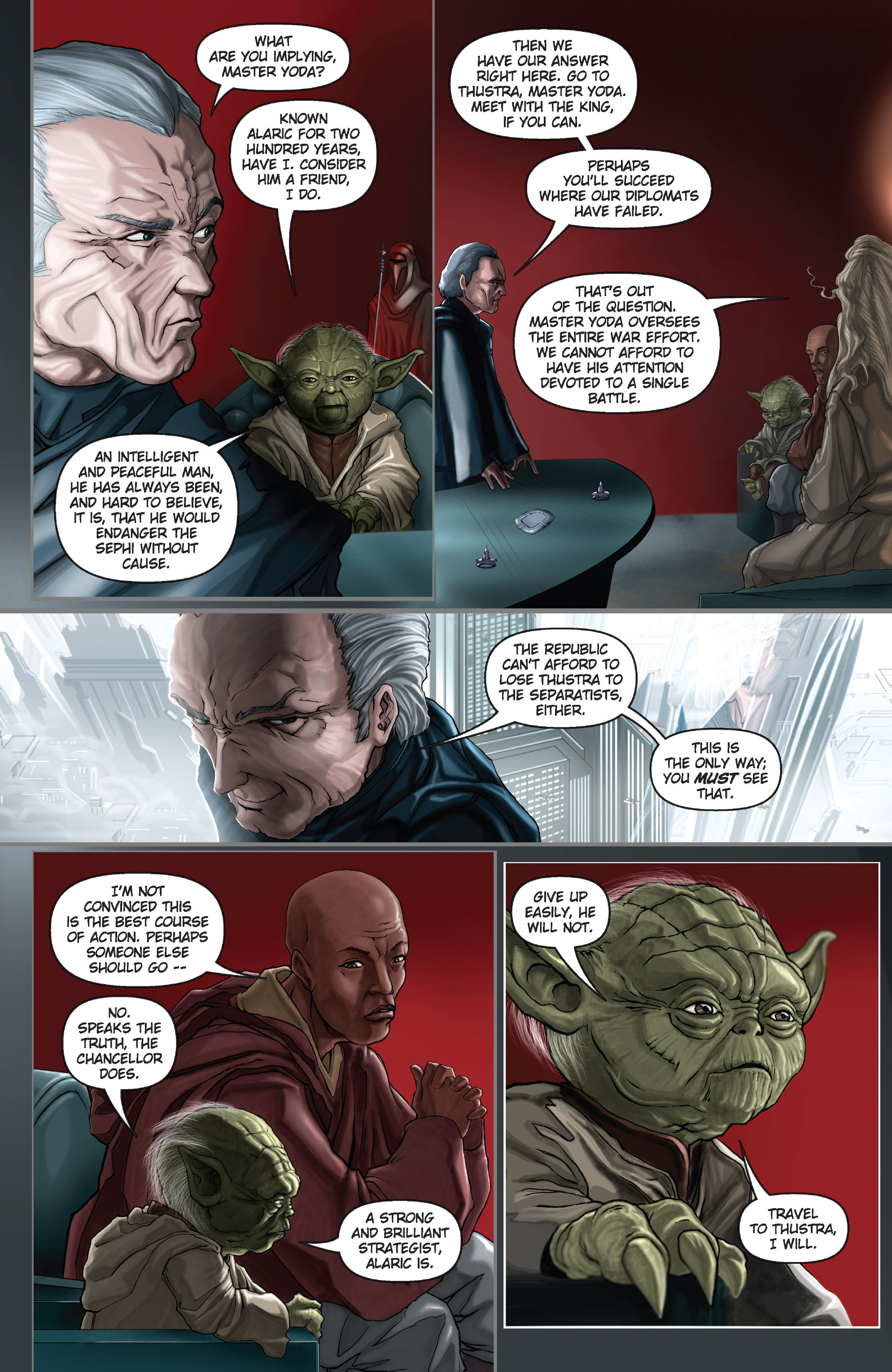 Star Wars Legends Epic Collection: The Clone Wars chap 2 pic 154