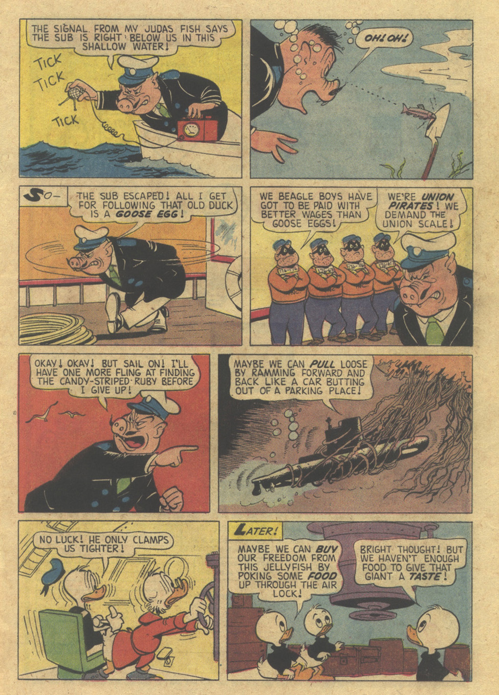 Uncle Scrooge (1953) Issue #98 #98 - English 17