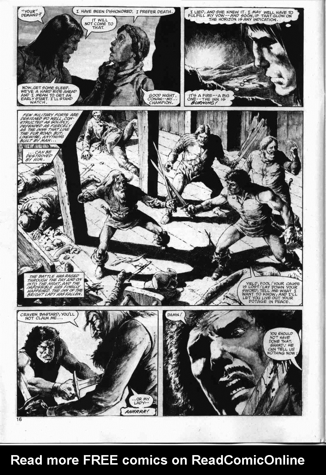 The Savage Sword Of Conan Issue #74 #75 - English 15