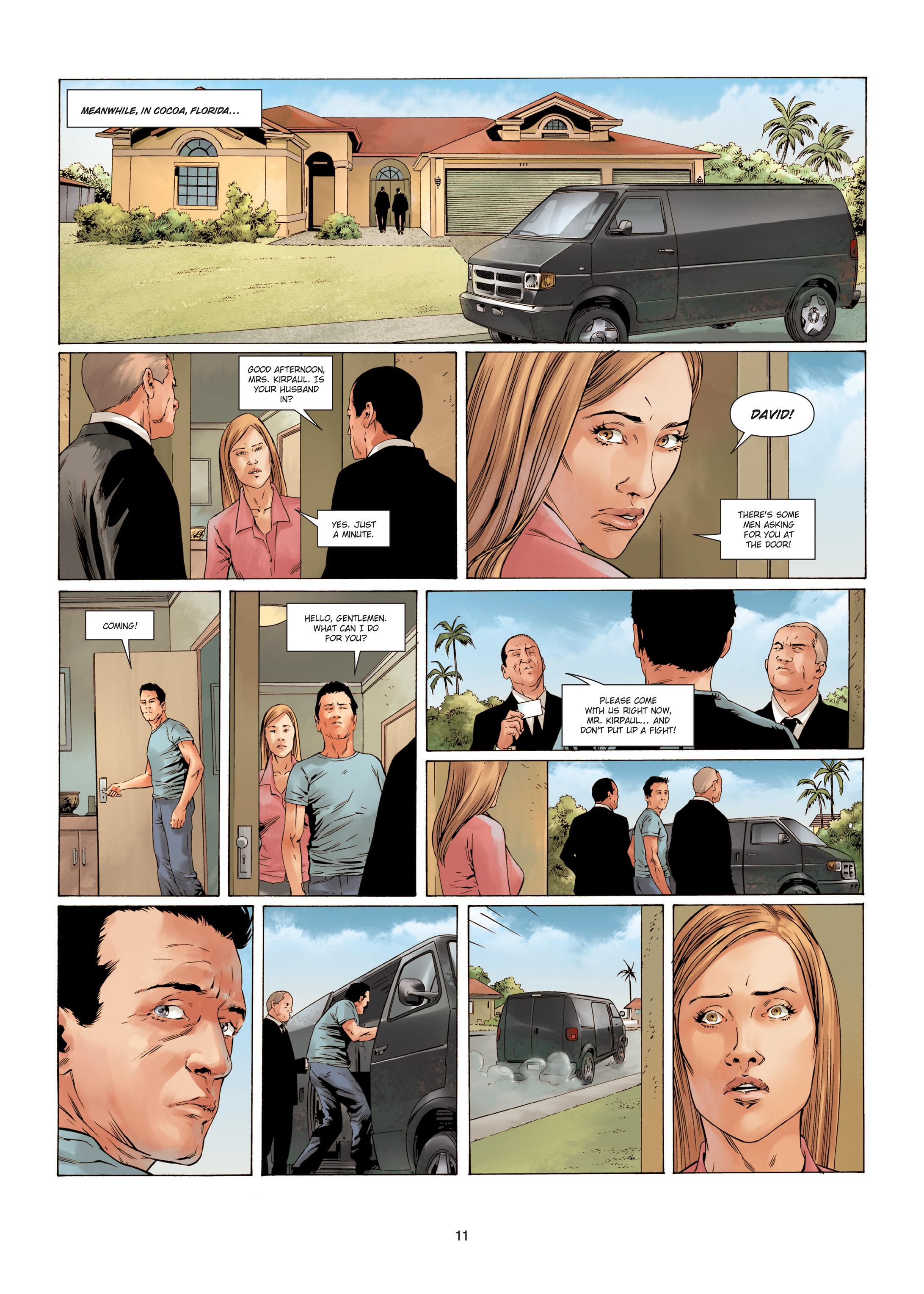 Promethee #5 #15 - English 11