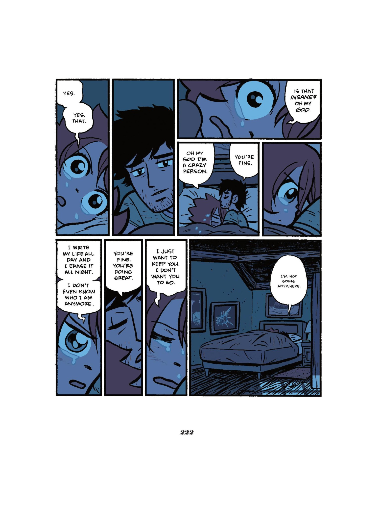 Read online Seconds comic -  Issue # Full - 223