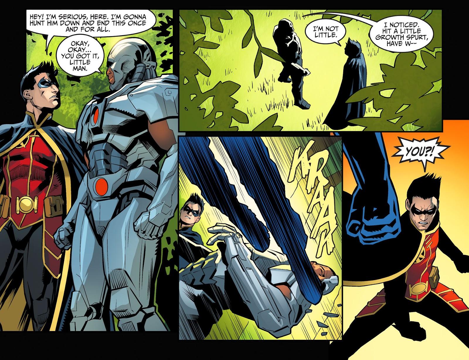 Injustice: Gods Among Us Year Four Issue #1 #2 - English 20