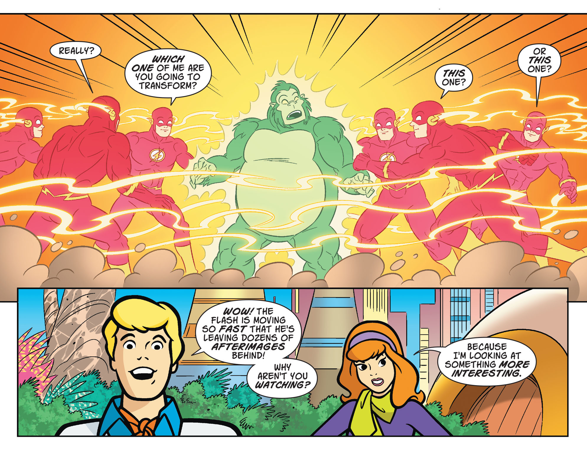 Read online Scooby-Doo! Team-Up comic -  Issue #30 - 17