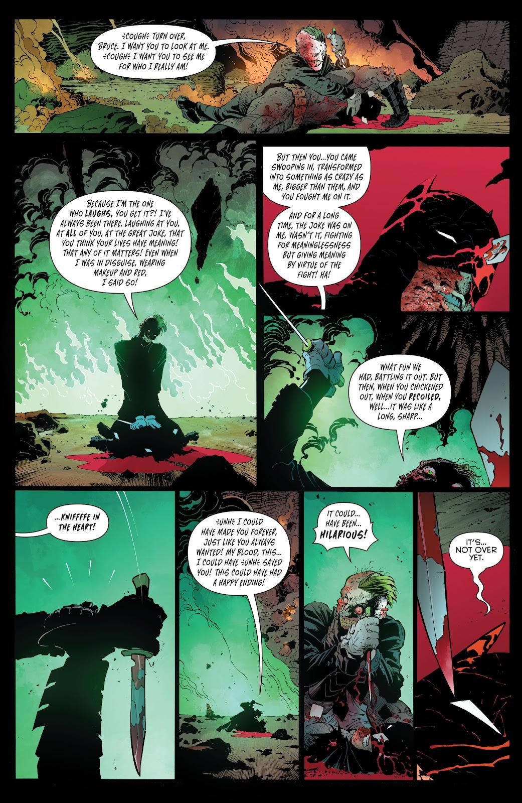 Batman (2011) Issue #40 #59 - English 21