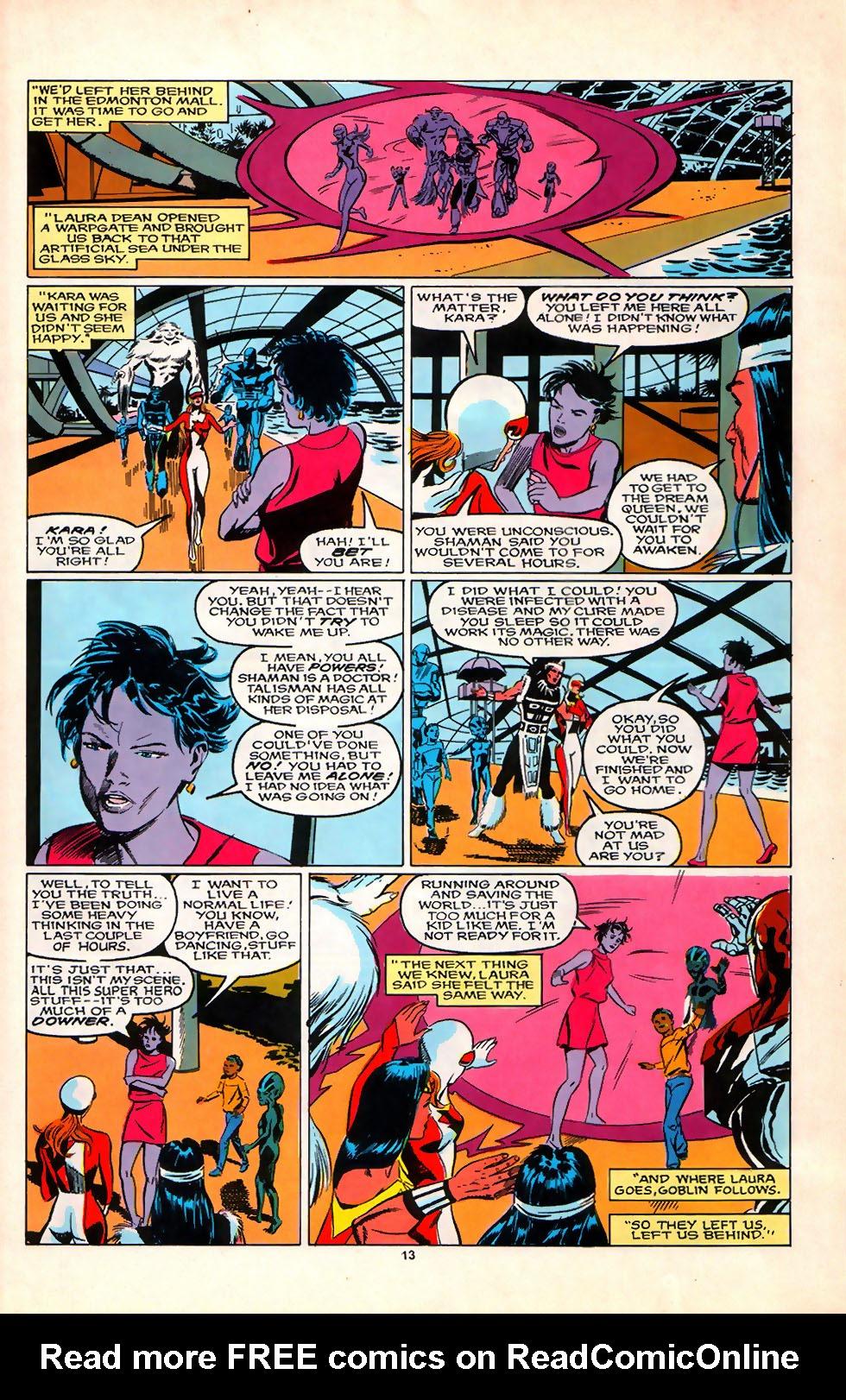 Alpha Flight (1983) 71 Page 14