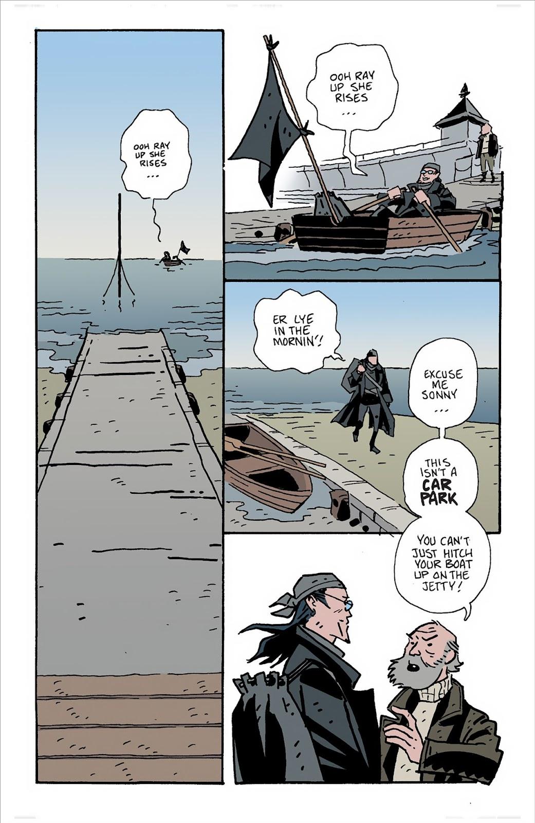 Mudman Issue #3 #3 - English 30