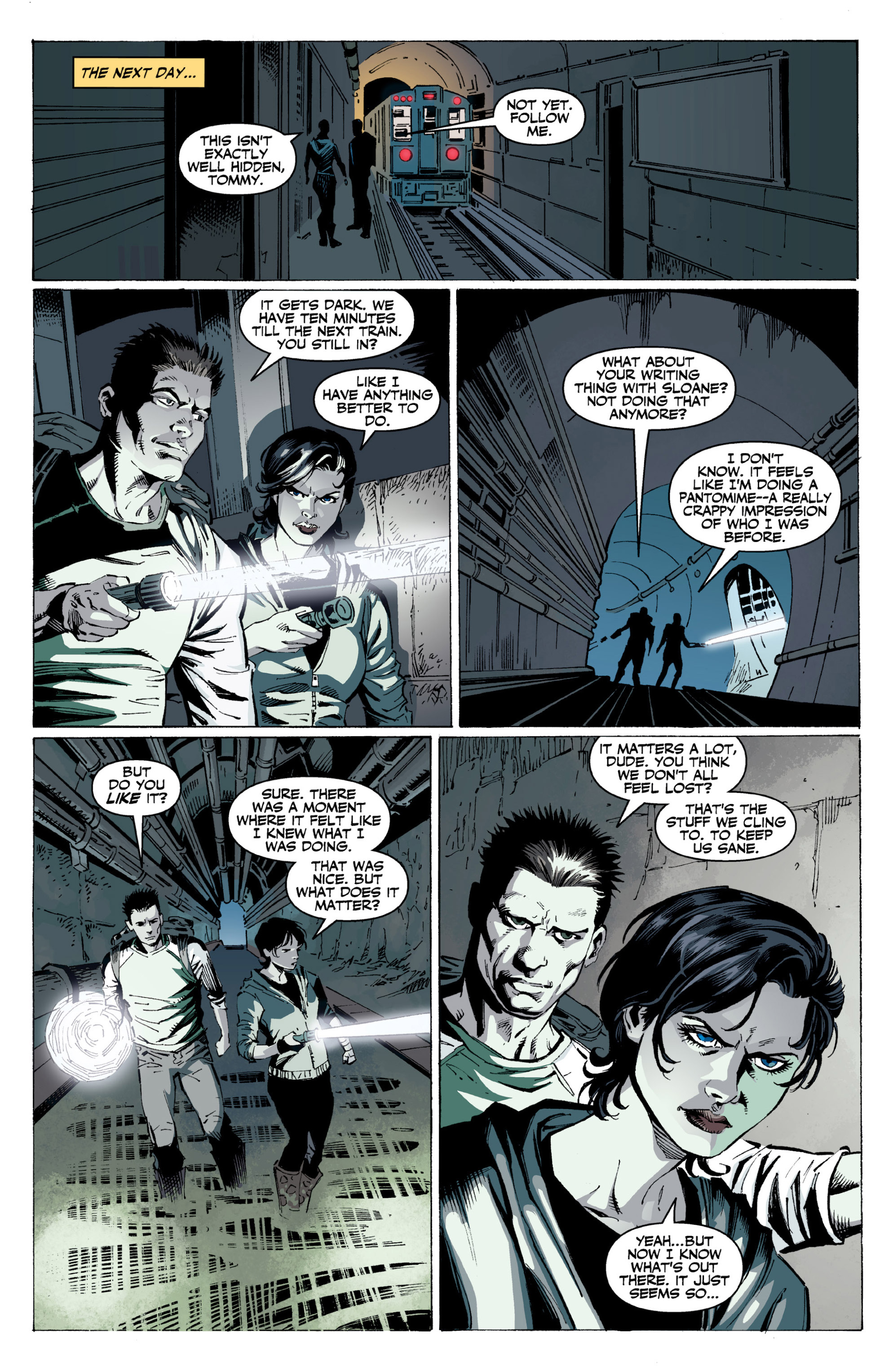 Read online Ghost (2013) comic -  Issue # TPB 2 - 65