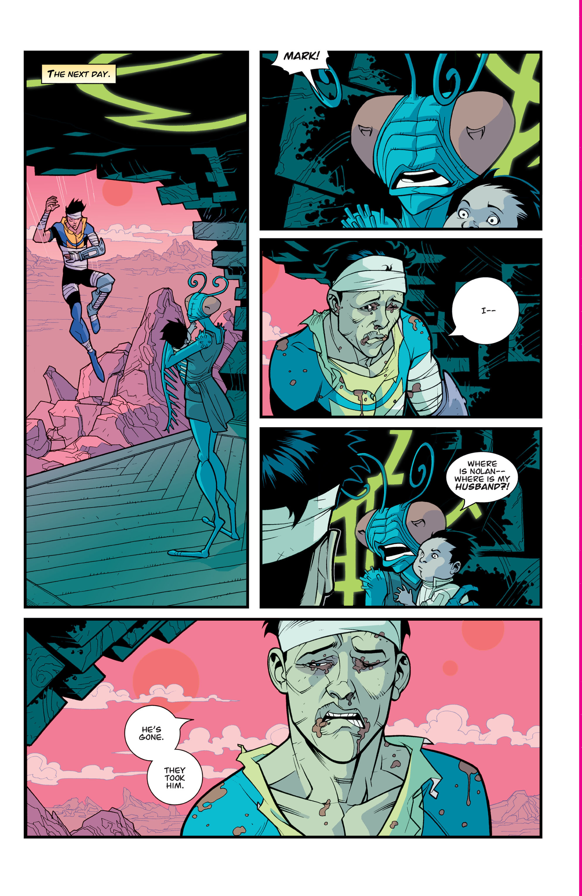 Invincible _TPB_6_-_A_Different_World Page 112